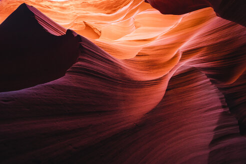 USA, Arizona, Lower Antelope Canyon - KKAF02568