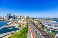 Australia, New South Wales, Sydney, cityview - THAF02291