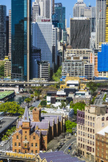 Australia, New South Wales, Sydney, cityview - THAF02294