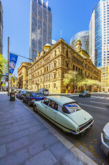 Australia, New South Wales, Sydney, cityview, road - THA02321