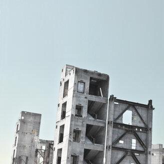 Berlin derelict building - INGF03974