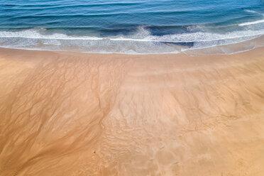 Spain, Asturias, Aerial view of beach - MGOF03827