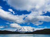 Chile, Patagonia, Magallanes y la Antartica Chilena Region, Torres del Paine National Park, Cuernos del Paine, Laguna Amarga - AMF06134