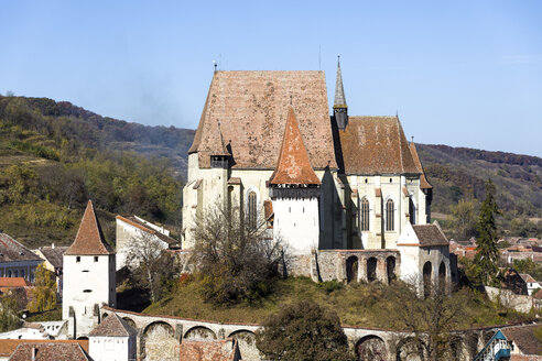 Rumania, Biertan, Biertan fortified church - KLR00725