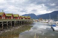 Norway, Manndalen - PSIF00132