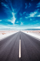 Death valley desert road. - INGF06321