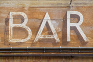 Bar, weathered - LBF02183