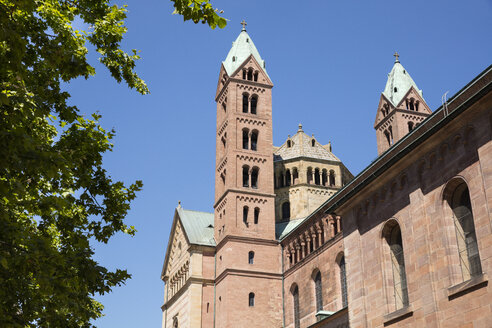 Germany, Rhineland-Palatinate, Speyer, Speyer Cathedral - WIF03655