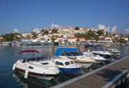 Croatia, Istria, Vrsar, harbour - WWF04452
