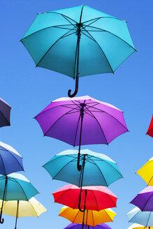 Colorful umbrellas - WWF04461