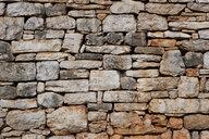 Stone wall, full frame - WWF04467