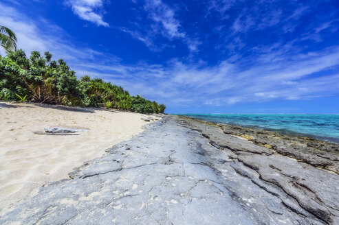 Vanuatu, Mystery Island, beach, south pacific - THAF02330