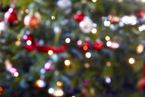 Blurred Christmas decoration - JTF01141