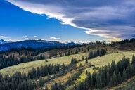 Germany, Bavaria, Oberallgaeu, Allgaeu Alps, Hoernergruppe - STSF01810