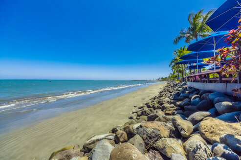 Fiji Islands, Denarau Island, beach - THAF02348