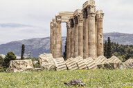 Greece, Athens, Olympeion, Temple of Zeus - MAMF00226