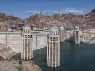 USA, Nevada, Hoover Dam - TOVF00114
