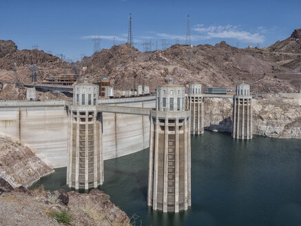 USA, Nevada, Hoover Dam - TOVF00114