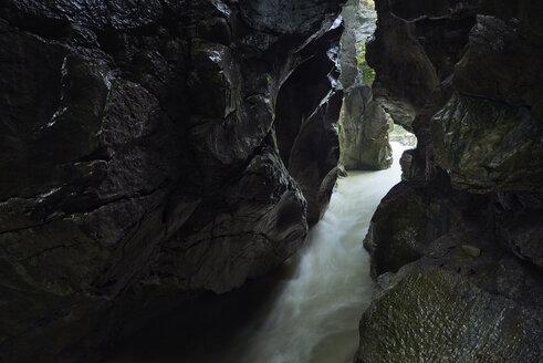 Lammer Gorges, Salzburger Land, Austria. - RUEF02056