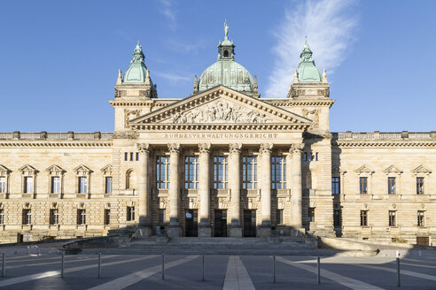 Germany, Leipzig, Federal Administrative court - MELF00197