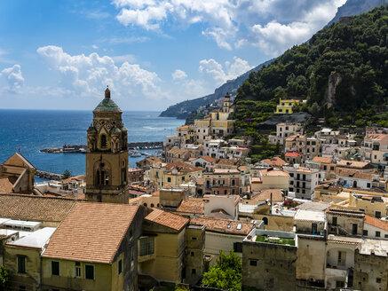 Italy, Campania, Amalfi Coast, Sorrento Peninsula, Amalfi, Cathedral of Sant'Andrea - AMF06256