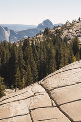 USA, California, Yosemite National Park, Viewpoint - KKAF03013