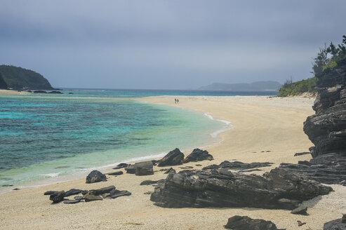 Japan, Okinawa Islands, Kerama Islands, Zamami Island, East China Sea, Furuzamami Beach - RUNF00262