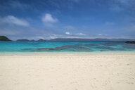 Japan, Okinawa Islands, Kerama Islands, Zamami Island, East China Sea, Furuzamami Beach - RUNF00265