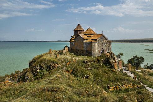 Armenia, Gegharkunik Province, Hayravank, Hayravank Monastery - FPF00218