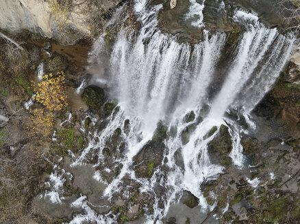 USA, Virginia, Falling Springs Waterfall - BCDF00363