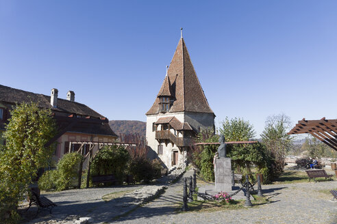 Rumania, Sighisoara, Bootmakers' Tower - KLR00762