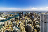 Australia, New South Wales, Sydney, cityview - THAF02366