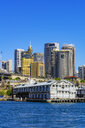 Australia, New South Wales, Sydney, cityview at Circular Quay - THAF02375