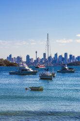 Australia, New South Wales, Sydney, Watson Bay - THAF02381