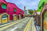 Singapore, alley in arabic district - THA02403