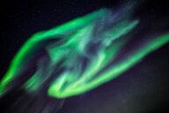 Greenland northern lights, nearby Nuuk - INGF08381