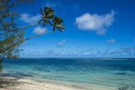 Cook islands, Rarotonga, Muri beach - RUNF00300