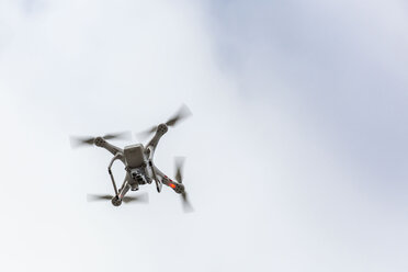 Drone flying in the sky - NG00493
