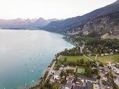 Austria, Salzburg State, Sankt Gilgen at Wolfgangsee - JUNF01555
