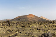 Spain, Canary Islands, Lanzarote, Natural Park of the Volcanoes - MABF00509