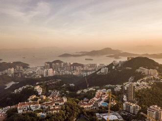China, Hongkong, Victoria Peak - DAWF00731