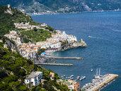 Italy, Campania, Amalfi Coast, Sorrento Peninsula, Amalfi - AMF06367