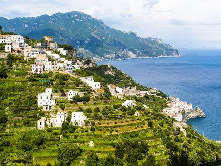 Italy, Campania, Amalfi Coast, Sorrento Peninsula, Amalfi - AMF06370