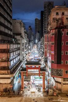 Hong Kong, Jordan, Temple Street Night Market - DAWF00799