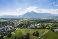 Austraia, Salzburg State, Salzburg, city view and park - RUNF00414