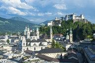 Austraia, Salzburg State, Salzburg, city view - RUNF00417