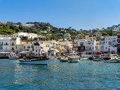Italy, Campania, Capri, Marina Grande - AMF06457