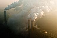 Smoke emitting from factories - INGF10973