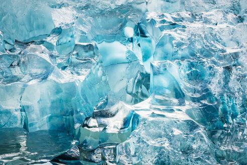 Close-up of iceberg in LeConteBay, Alaska, USA - AURF08066