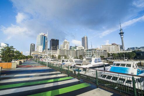 New Zealand, Auckland, harbour - RUNF00458
